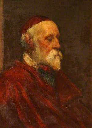 Self Portrait in Old Age
