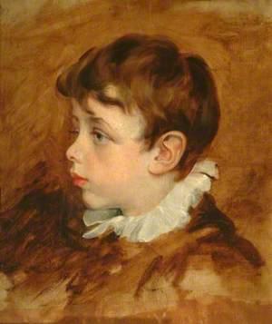 Portrait of a Boy's Head (Cornellius)
