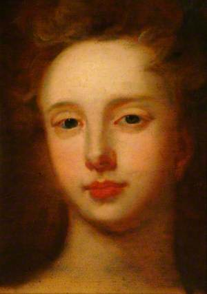 Early Copy from an Unidentified Baroque Portrait