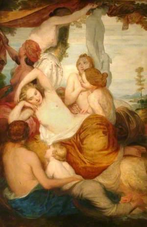 Diana's Nymphs