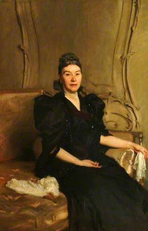 Mrs Graham Robertson