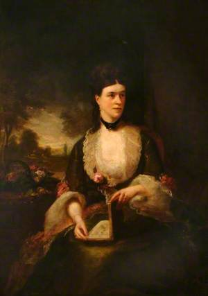 Mrs Graham Robertson, in Her Youth