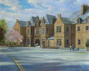 Ayr County Hospital