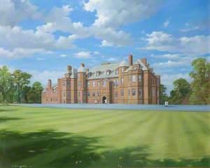 Ballochmyle Mansion