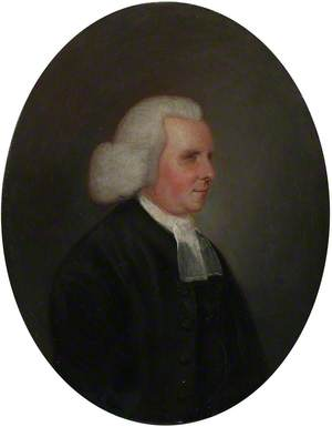 Reverend Dr Thomas Blacklock (1721–1791)