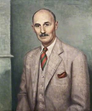 Colonel Sir John Gordon Crabbe (c.1902–1961), OBE, MC, HM Lieutenant for Dumfriesshire (1950–1961), Convenor of the County (1949–1961)