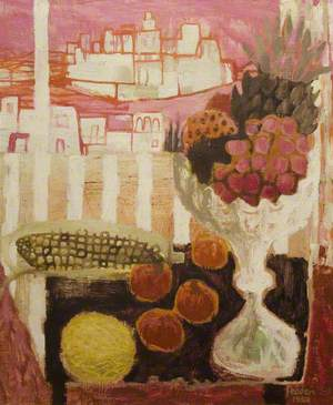 Still Life at Window (Gozo)