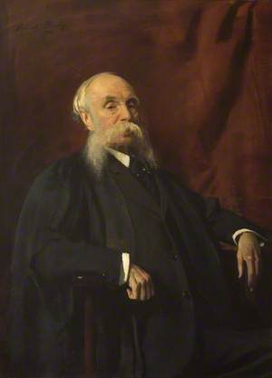 Sir James Crichton Browne (1840–1938)