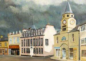 'George Hotel', Stranraer