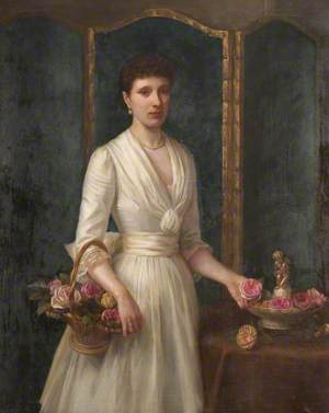 Alice Clifton (1856–1915), Wife of the 11th Earl of Loudoun