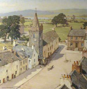 From a Tower, Kirkcudbright