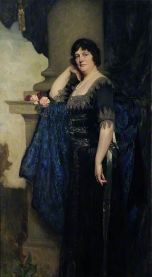 Lady Stella Stevenson, née Fraser