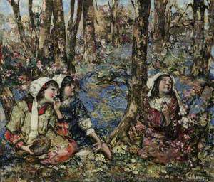 Listeners in the Woods