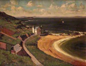 Canty Bay, near North Berwick