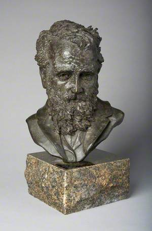 John Muir as a Mature Man
