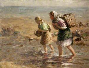 The Young Mussel Gatherers
