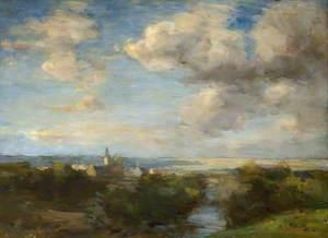 East Linton Pastoral Landscape