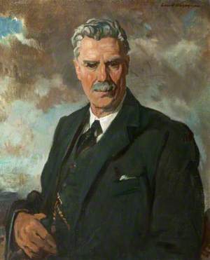 The Right Honourable Walter George Hepburne-Scott, Baron Polwarth