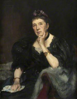 Lady with a Letter