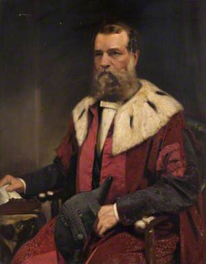 James Brand (1819–1910), Provost (1875–1896)