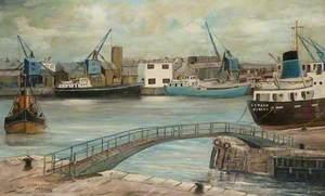Ardrossan Dock