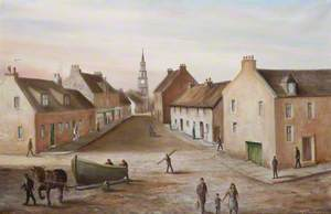 Quay Street, Saltcoats