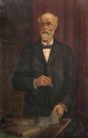 James Campbell (1835–1908), Town Clerk (1885–1906)