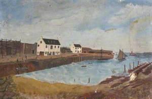 Saltcoats Harbour, 1697
