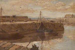 Saltcoats Harbour