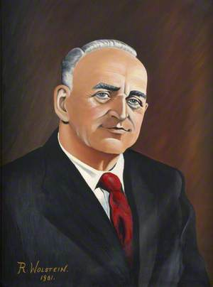 Abe Moffat, President of the National Union of Mineworkers, Scottish Area (1942–1961)