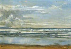 A Fresh Morning (Seascape)