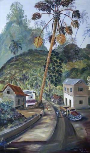 Rivulet Lane, Grenville, Grenada