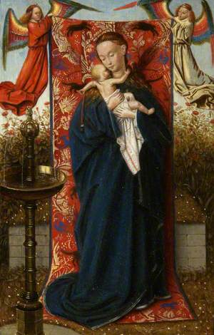 The Virgin and Child at the Fountain
