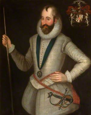 George Home (d.1611), 1st Earl of Dunbar