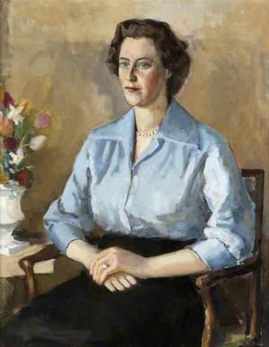 Dame Jean Maxwell-Scott (1923–2004), Great-Great-Great Granddaughter of Sir Walter Scott