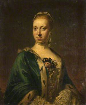 Mrs Scott (1739/1740–1819), Mother of Sir Walter Scott