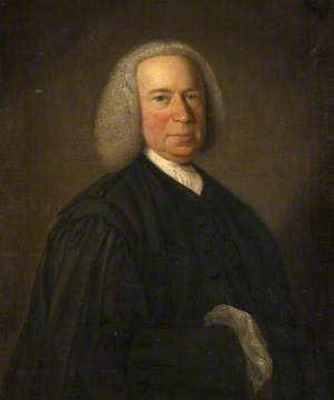 Dr Rutherford, Maternal Grandfather of Sir Walter Scott