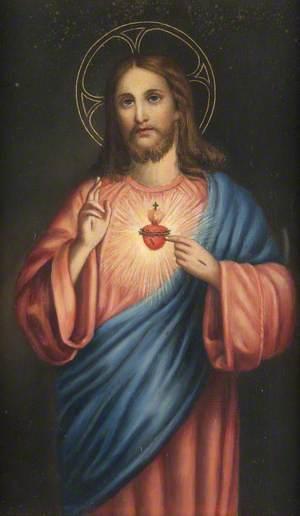 Christ (Sacred Heart)