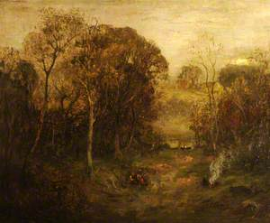 Wooded Landscape, Kirkcudbright