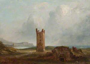 Ruins in the Fort of Ayr