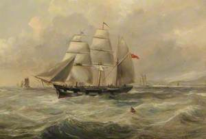The Barque 'Camelot'