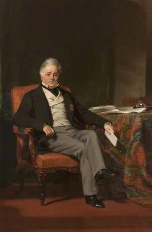Colonel John Ferrier Hamilton of Cairnhill (1786–1871)