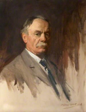 Portrait of Tom Scott