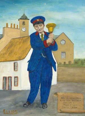 Alex Stainton, the Bellman