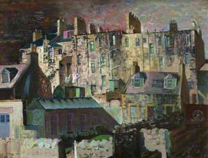 Back of Old Town, Peebles