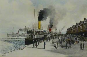 Gourock Pier