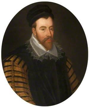 John Maitland (c.1545–1595), Lord Thirlestane, Chancellor of Scotland
