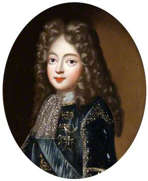 Portrait of an Unidentified Member of the Family of Louis XIV