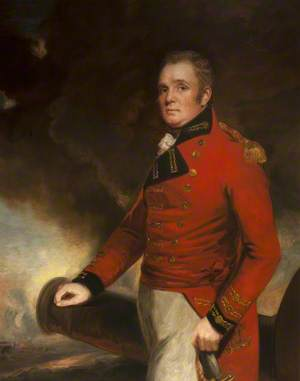 Lieutenant General Sir Thomas Maitland (1759–1824)