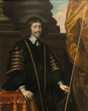 John, 1st Earl of Traquair (c.1600–1659)